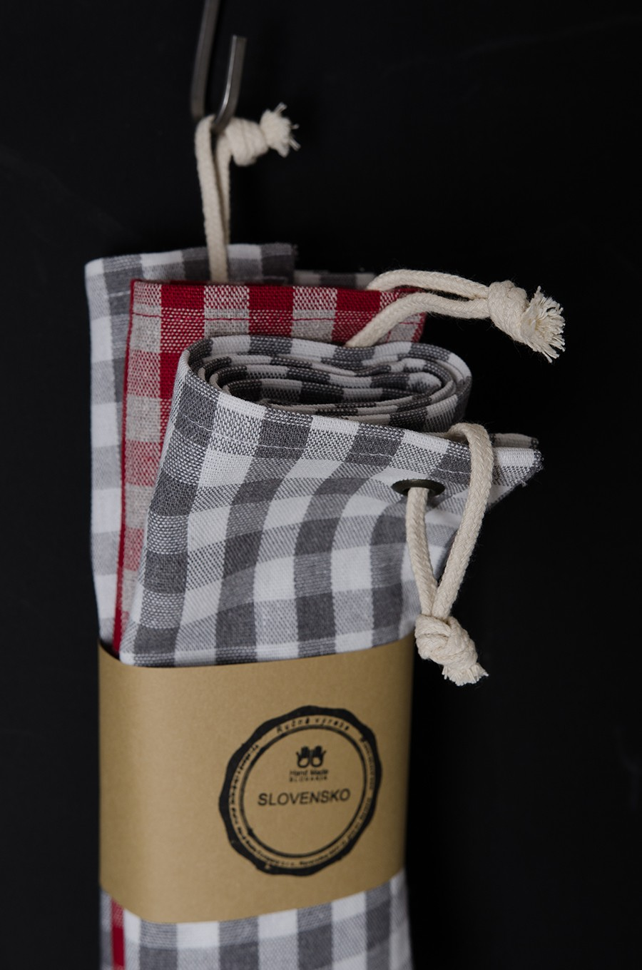 Utierka - bavlna, balenie 3 Ks