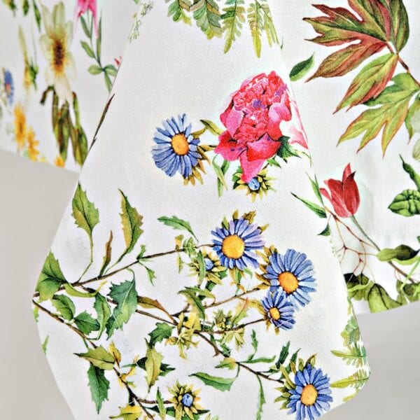 Obrus - Lúčne kvety