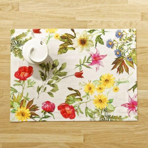 Prestieranie 2ks - lúčne kvety