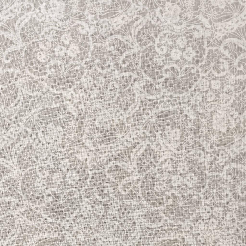 Obrus bavlna - čipka