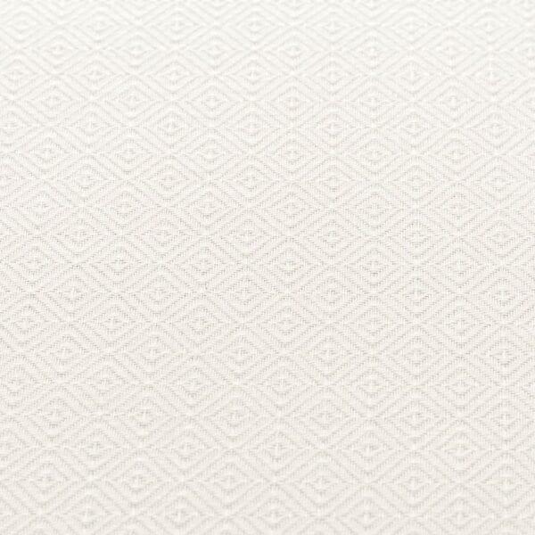 145 - Outdoor rhombus biely