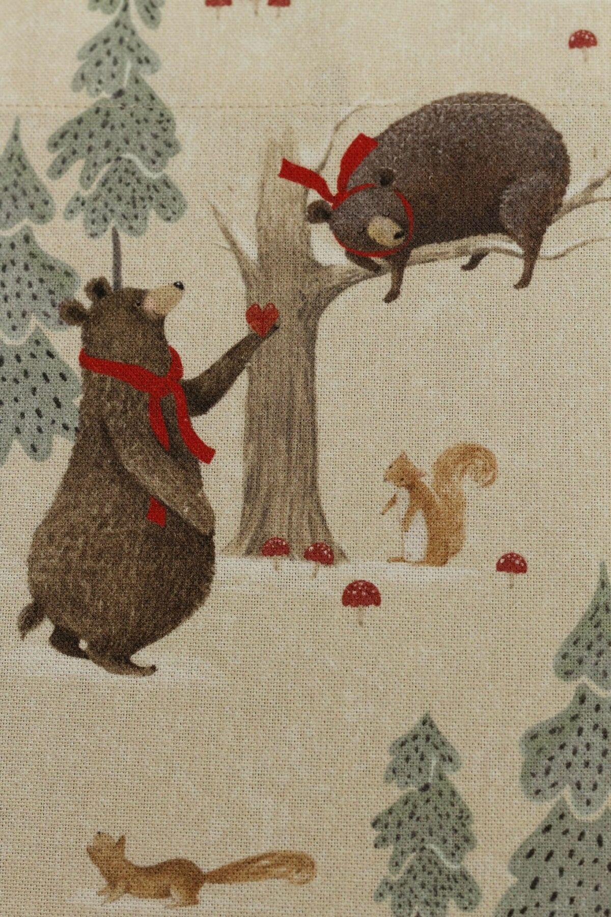 Behúň - Zaľúbený medveď