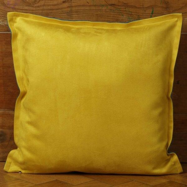 Vankúš - Žltá koža